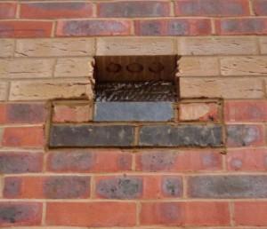 Three engineering bricks