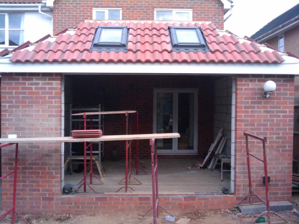 2 Roof Windows