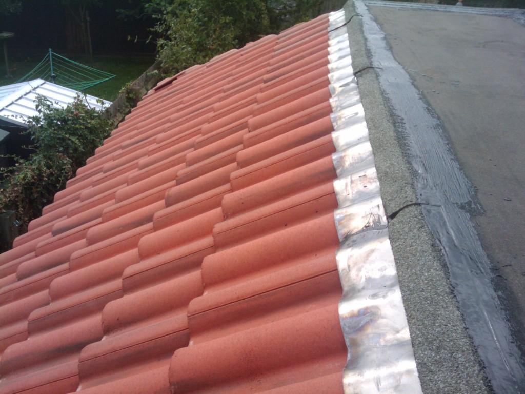Roof felt
