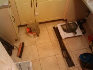 Utility floor