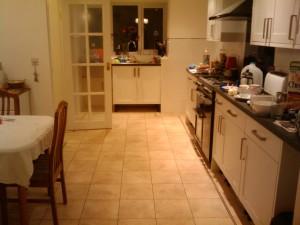 Kithcne floor