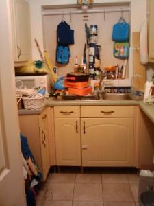 Utility still without a washing machine!