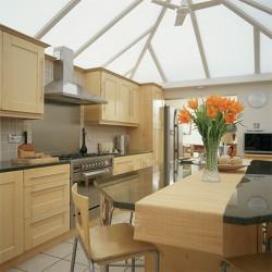 kitchen conservatory