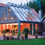 winter garden conservatory