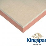 Kingspan insulated plasterboard