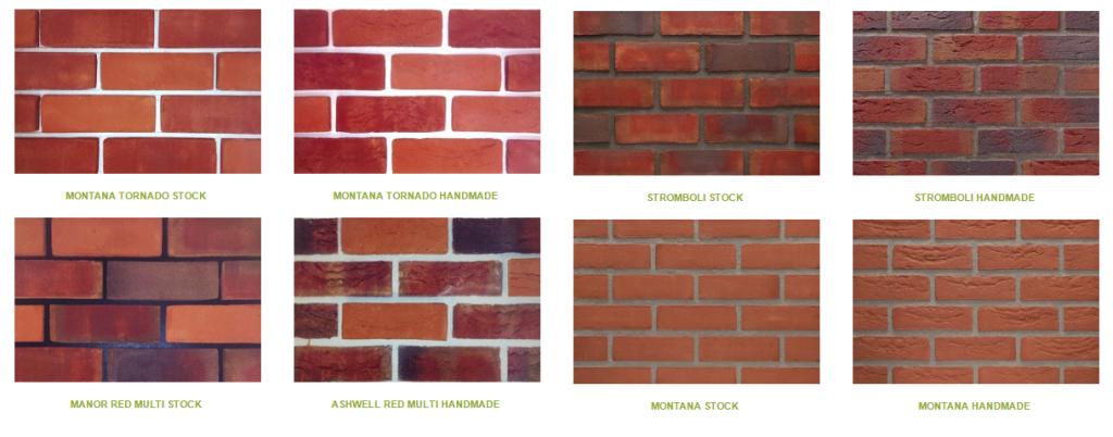different types of bricks pdf