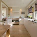DIY kitchen installed