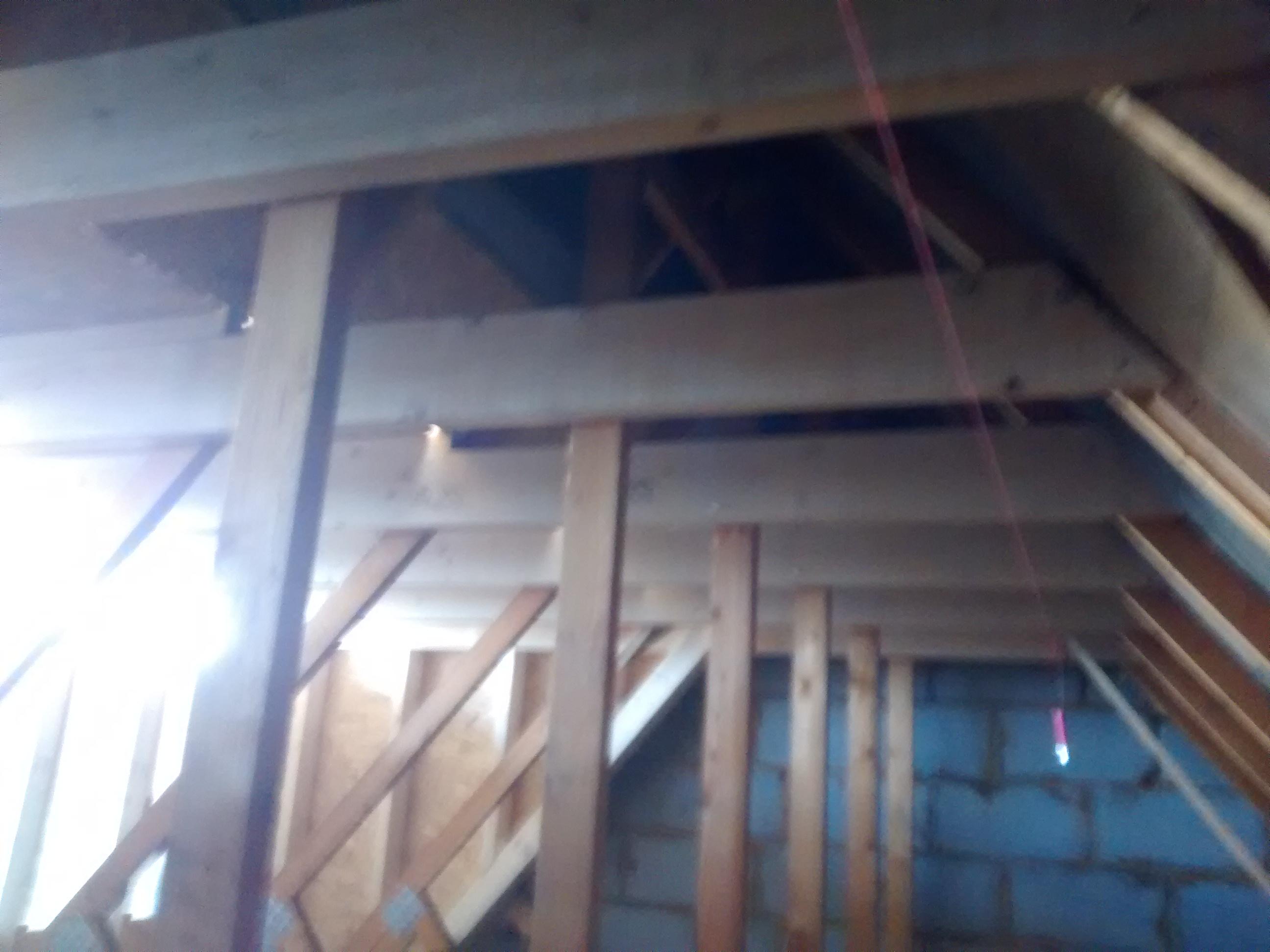 loft conversion wood