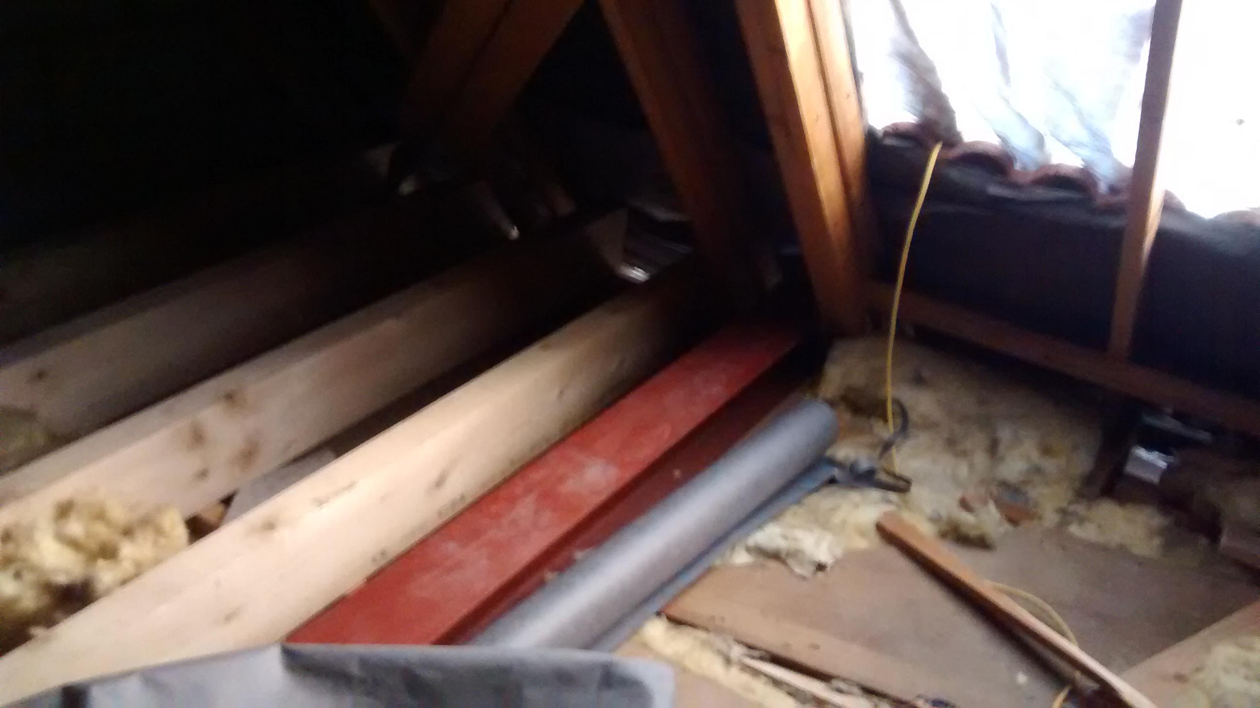 floor steel support