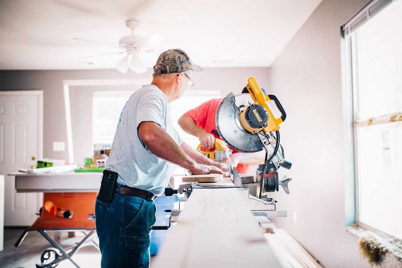 home DIY carpentry
